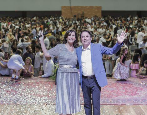 Culto da Virada marca uma nova década na Sara Nossa Terra