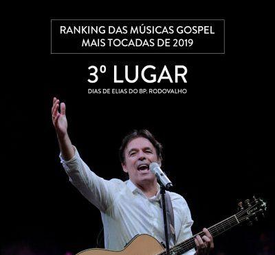"""Canção """"Dias de Elias"""" do Bispo Rodovalho está na lista das mais tocadas em 2019"""