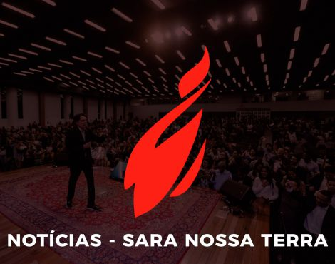 Arena Jovem Sede (19.01) Pastor Paulo Helou ministra na série La casa de Dios