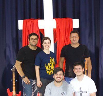 """SNT de Cascavel, no Paraná, realiza a """"Nigth of Praise"""" e supera expectativa de público  e milagres de cura"""