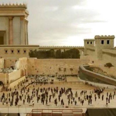 Projeto de engenharia do Terceiro Templo, em Jerusalém, está quase pronto, diz rabino