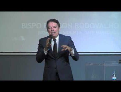 Bispo Rodovalho- Orientações de Jesus Cristo
