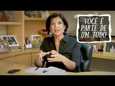Bispa Lúcia Rodovalho- Você é parte de um todo