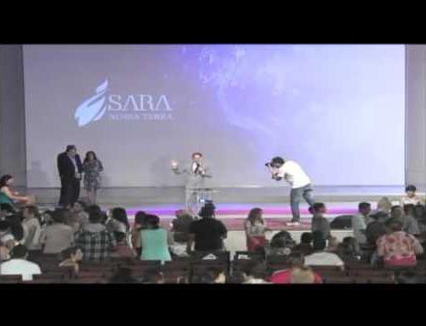 Deus é poderoso para anunciar