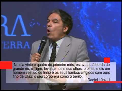 A vida, unção e perseverança de Daniel