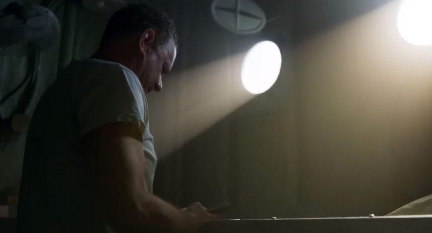 """Oração marca trailer de """"Greyhound"""", drama de guerra com Tom Hanks"""