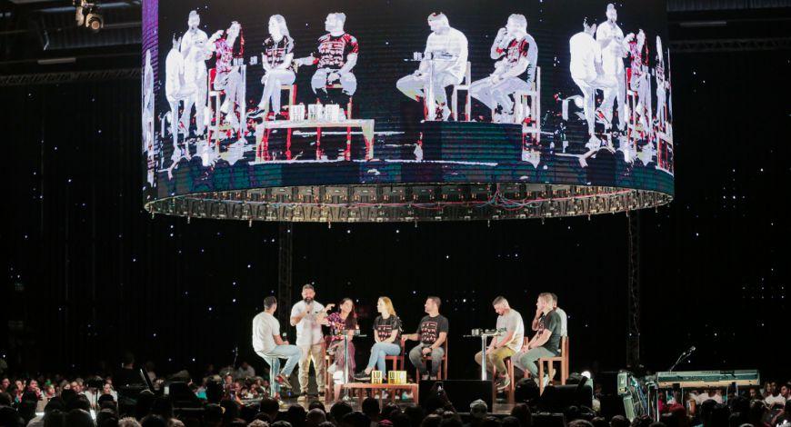 2º dia da Arena Conference 2020 é marcado por fortes ministrações, Talk Conference e show do DJ PV