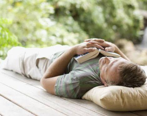 Descansar é necessário para o bem-estar físico
