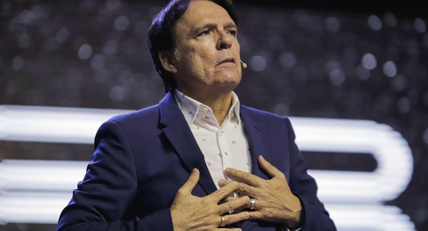 Bispo Robson Rodovalho encerra campanha especial do Rosh Hashaná