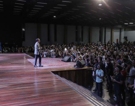 """O altar anula toda maldição"", diz Bispo Robson Rodovalho"