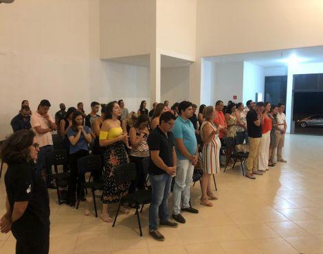 Sara Nossa Terra chega a Matão, região central de São Paulo