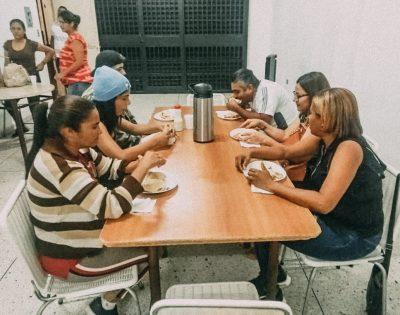 SNT Caracas inaugura nova sede e realiza primeiro Revisão de Vidas