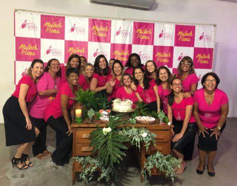 Projeto Mulher Plena evangeliza mais de 4 mil mulheres no Rio de Janeiro