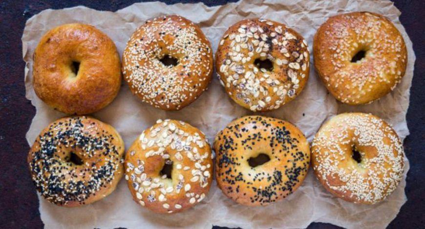 Receita de Bagels – Uma delícia para o lanche da tarde