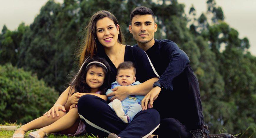 Jefferson Lima fala da felicidade do nascimento do segundo filho em tempos de pandemia