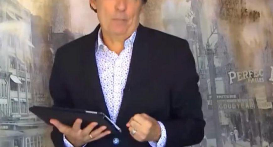 """Bispo Robson Rodovalho fala sobre o """"Salmo da Maneira"""""""