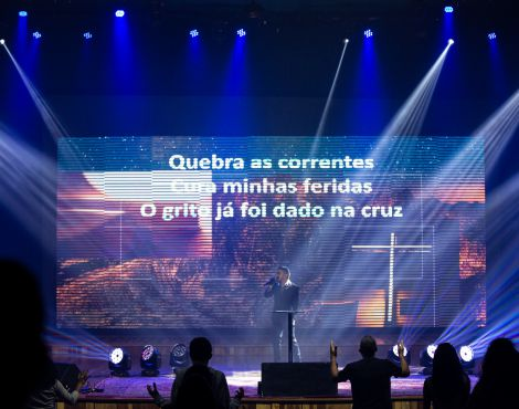 Bispo Robson Rodovalho fala sobre a fé para vencer obstáculos