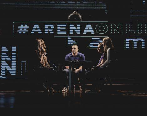 Arena Sede traz tema sobre lutar pelos relacionamentos em debate positivo