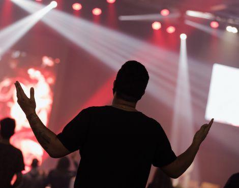 Bispo Rodovalho destaca a importância da fé para vencer tempos difíceis