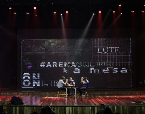Cultos do Arena no sábado retrataram sobre a luta e expectativa pelo futuro