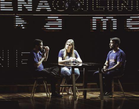 Cultos do Arena promovem debate sobre superação e novos começos