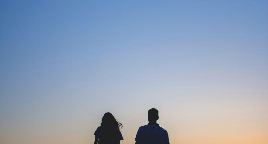 Amar, em segundo lugar, é desistir