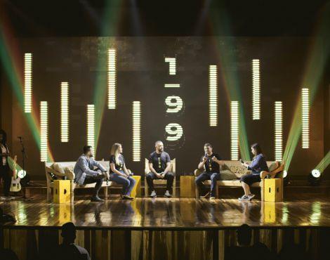 """Cultos do Arena no sábado começam nova série chamada """" 1/ 99″"""
