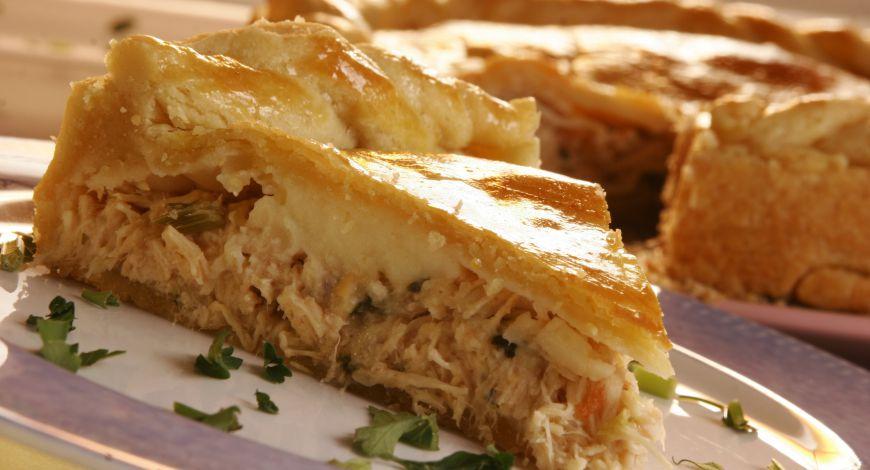 Receita de Empadão Goiano – Uma delícia para o lanche da tarde