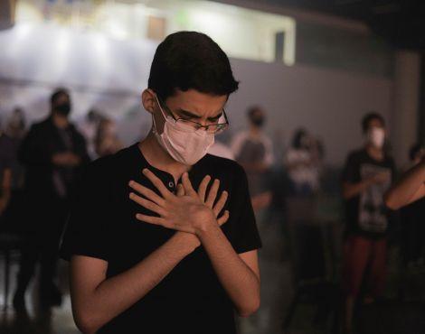 """Cultos do Arena no sábado em debate alertam sobre o """"pior da mesa"""""""