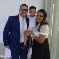 Larissa Carolina de Jesus vivenciou milagres na igreja