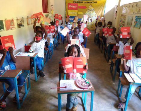 Projeto de Guiné Bissau na África cresce e traz novas conquistas