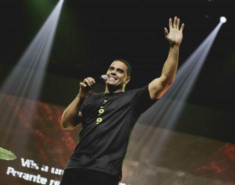 Pastor Joel Malafaia ministrou no Arena sobre excelência e competência
