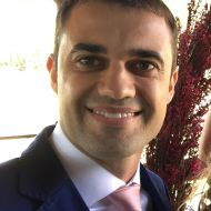 Rodrigo Bernardo vivencia milagre no Parceiros de Deus Empresarial