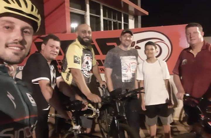 Projeto Sara Bike ganha vidas por meio do pedal em Toledo (PR)