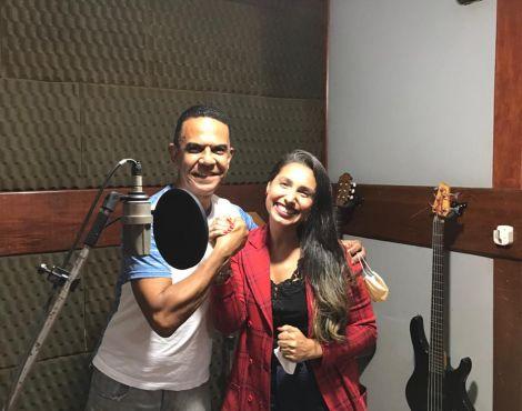 Sara Nossa Terra é homenageada em música feita por ex compositor da Portela