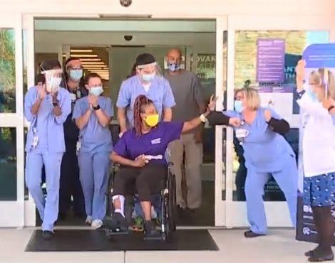 Mulher com covid vive milagre após ter morte cerebral declarada