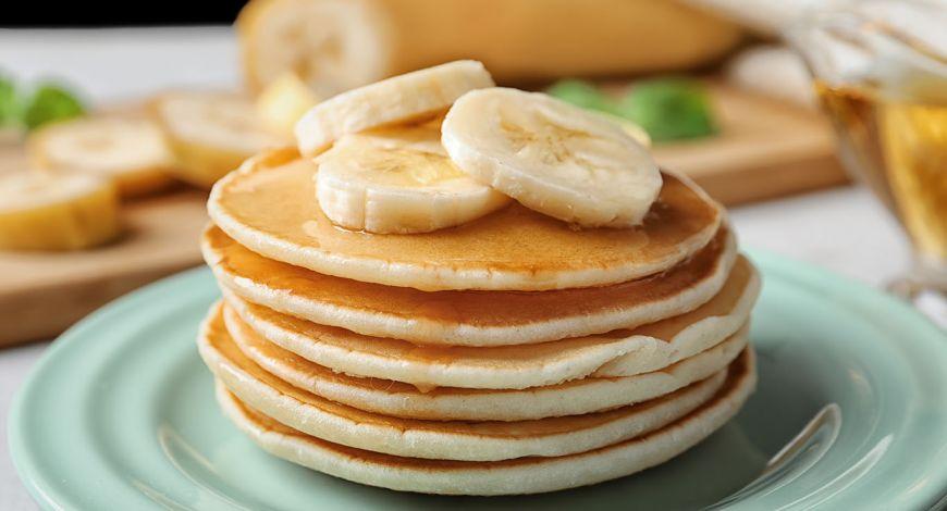 Receita de Panqueca de Banana – Uma delícia para o café da manhã