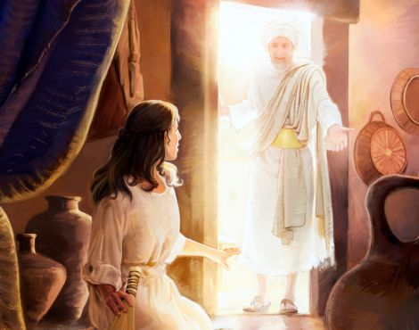 O que podemos aprender com a aparição do Anjo Gabriel à Maria?