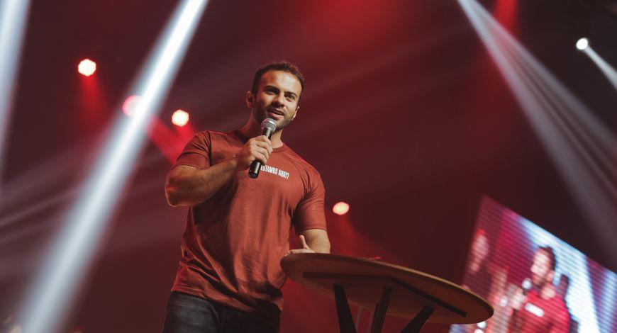 Arena: Por que ainda estamos aqui? indaga Pastor Pedro Zanine