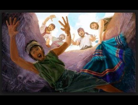 O que a história de José tem a ver com restituição?