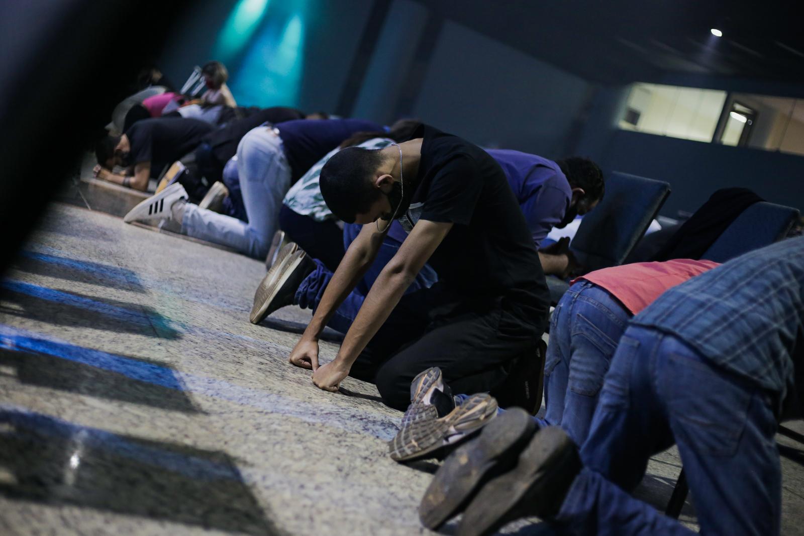 Culto da Fé: oração
