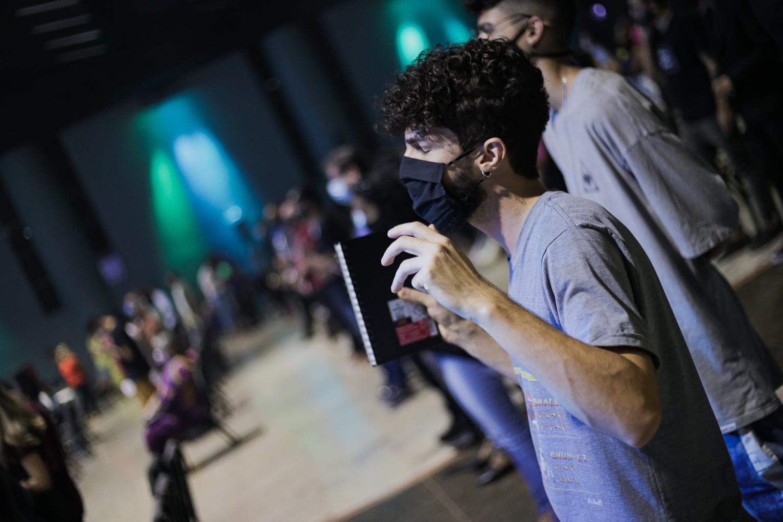 Culto da Fé; adoração