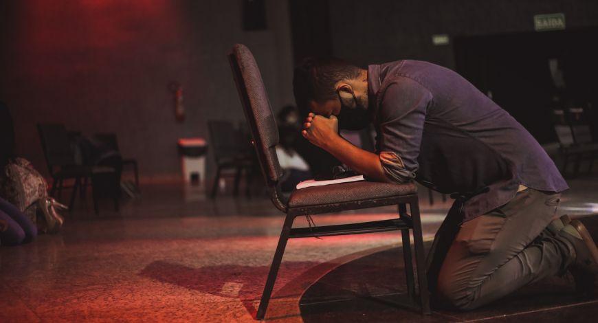 A promessa te leva à presença de Deus!