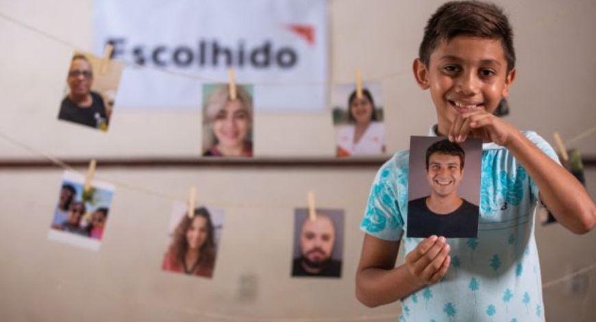 Escolhido: Visão Mundial lança novo programa para crianças