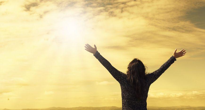 Reconhecer a obra de Deus faz parte do caminho da felicidade!