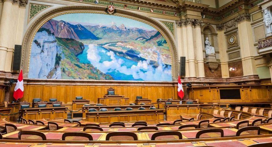 Críticos querem remoção da menção a Deus da Constituição Suíça