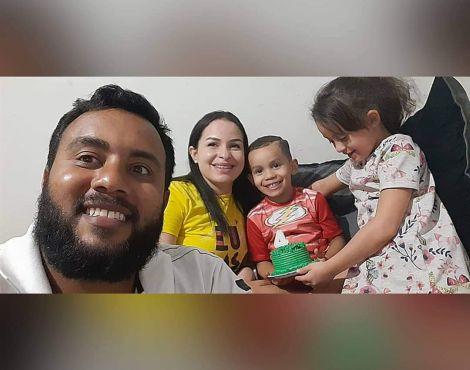 Jovem foi resgatado por Deus ao ler um livro do Bispo Rodovalho na prisão
