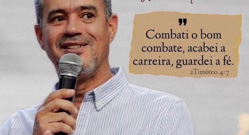 Sara em luto: Morre Pastor Alvino Garcia