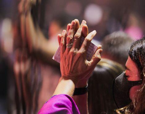 O Reino de Deus é ministrado a quem tem fé!