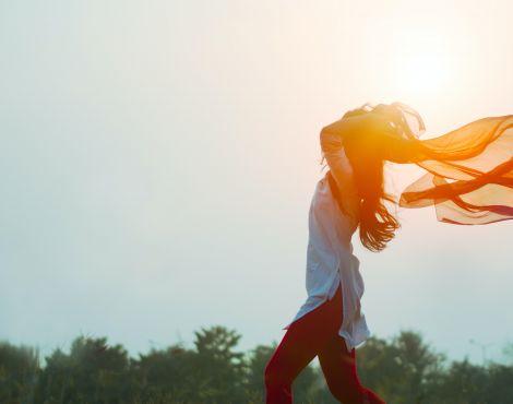 Quer ser feliz hoje? Deixe as mazelas do passado para trás